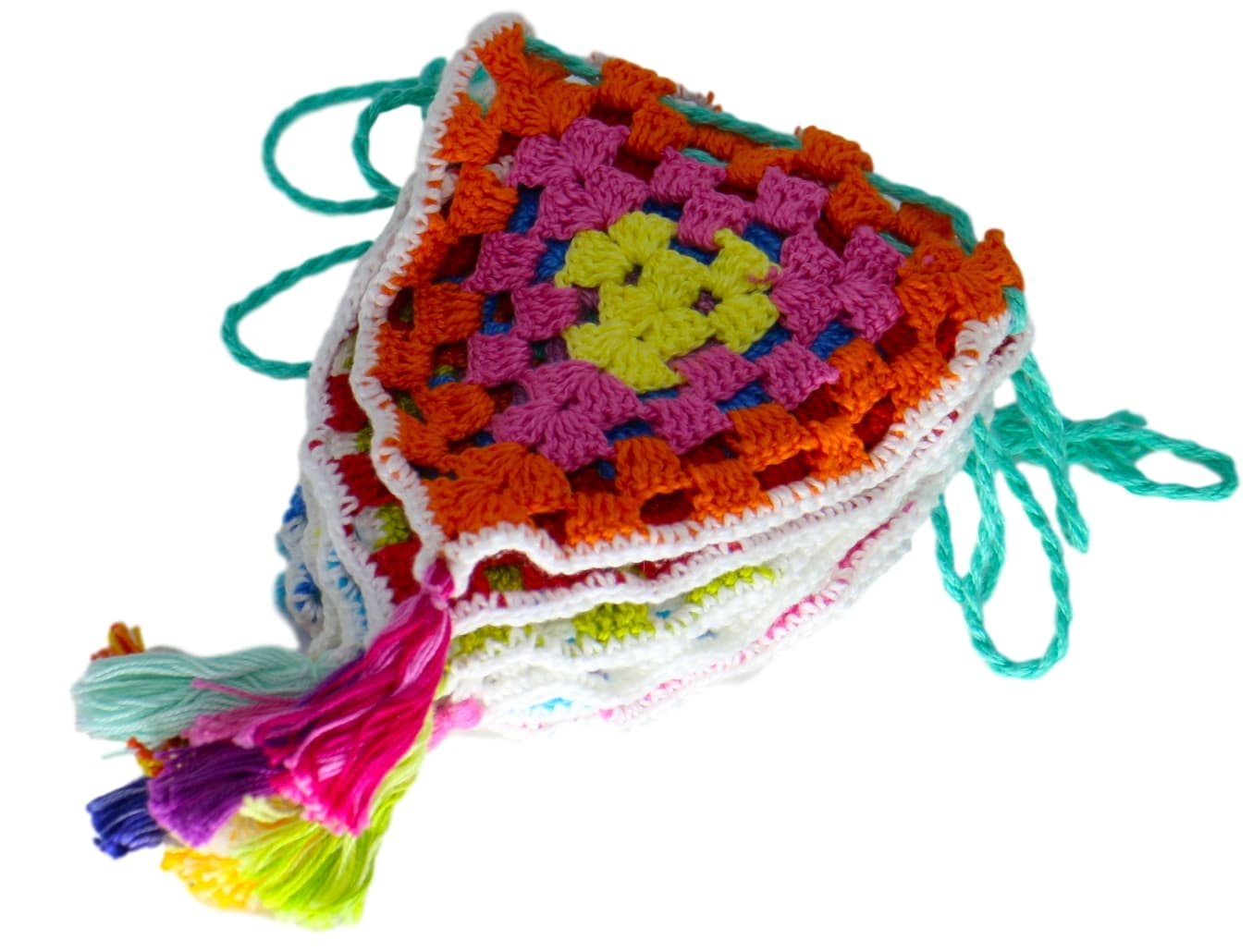 Banderola crochet colorida(1)